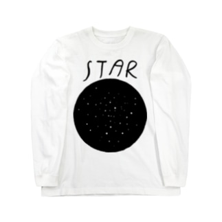 STAR Long sleeve T-shirts