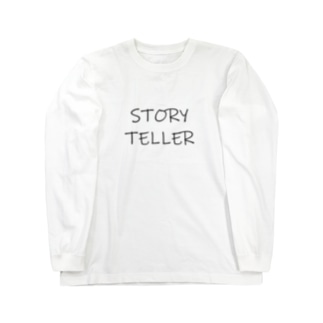 STORY TELLER Long sleeve T-shirts