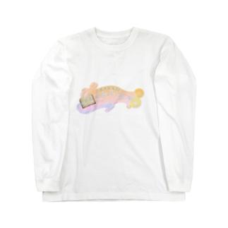 ミストルァルタ Long sleeve T-shirts