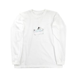 すずしい Long sleeve T-shirts