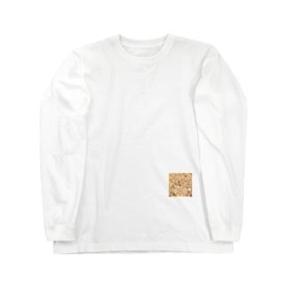 肉種 Long sleeve T-shirts