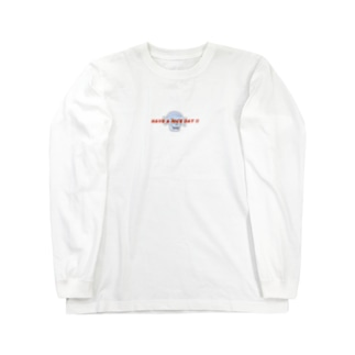 HAVE A NICE DAY Long sleeve T-shirts