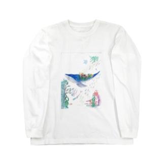 鴉屋    絵本グッズ2 Long sleeve T-shirts