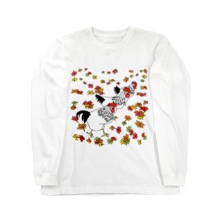 チキンラン! Long sleeve T-shirts