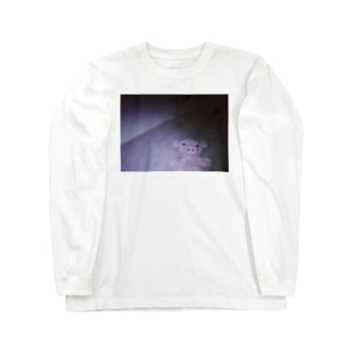 ただようブー Long sleeve T-shirts