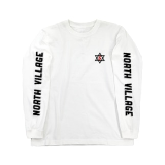 ノースヴィレッジ翔子 Long sleeve T-shirts
