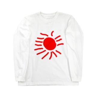 たいよう(次男) Long sleeve T-shirts
