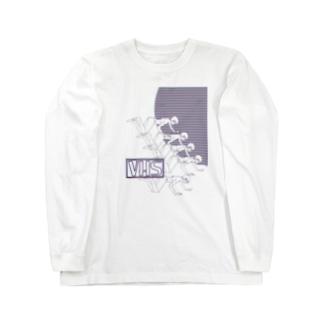 VHS Long sleeve T-shirts