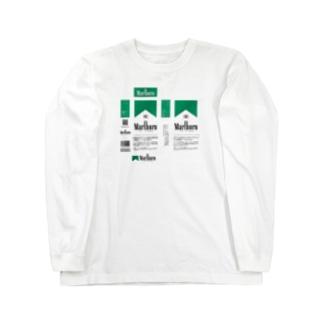 マルボロTシャツ Long sleeve T-shirts
