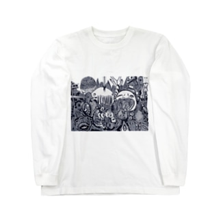no.20 Long sleeve T-shirts