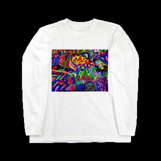 ピン芸人 ひとみのひとめぼれ Long sleeve T-shirts