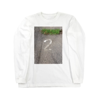 OSHIDORI SHOPの2です Long sleeve T-shirts