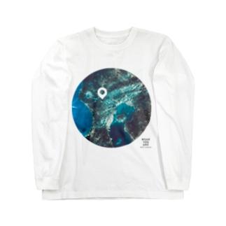 鹿児島県 鹿屋市 ロングスリーブTシャツ Long sleeve T-shirts