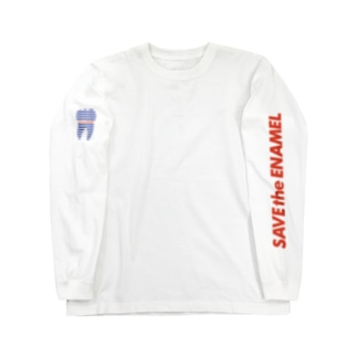 Border Long sleeve T-shirts