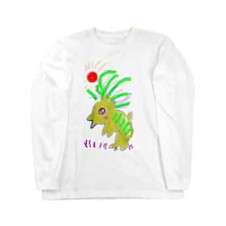 がおがおさん Long sleeve T-shirts