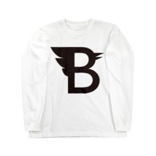デカBーT7 Long sleeve T-shirts