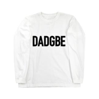 Drop-D [Print.W] Long sleeve T-shirts