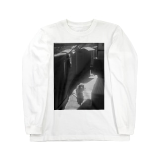 うちの犬 Long sleeve T-shirts