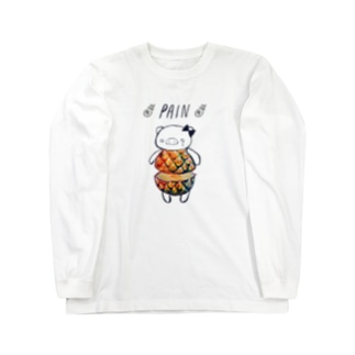 PAIN Long sleeve T-shirts