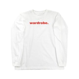 FREAKY_WARDROBE_COFFEEのわーどろーぶ Long sleeve T-shirts