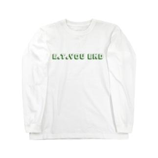 胃腸炎(G) Long sleeve T-shirts