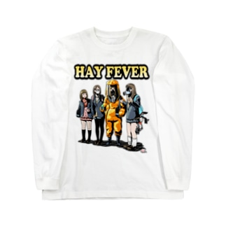 HAY FEVER Long sleeve T-shirts