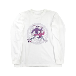 KUNG-FU Long sleeve T-shirts