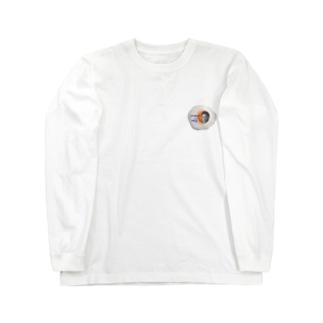 英世inエッグ Long sleeve T-shirts