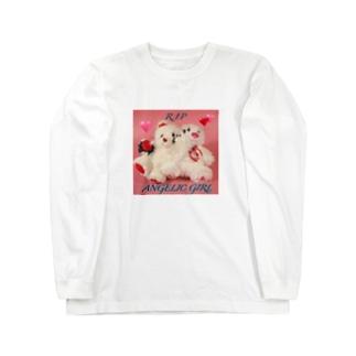 サヨナラ天使的少女 Long sleeve T-shirts