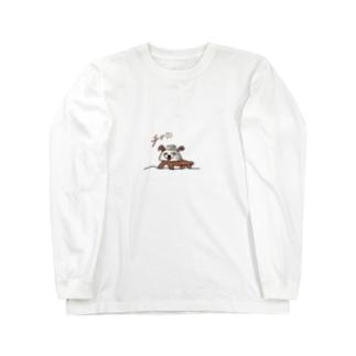 チャワン Long sleeve T-shirts