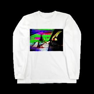 Rukbatの裏世界の王 Long sleeve T-shirts