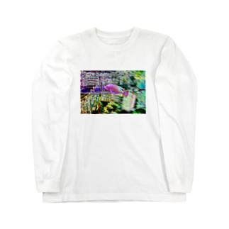 浸食海流 Long sleeve T-shirts
