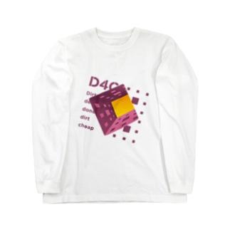 D4C Long sleeve T-shirts