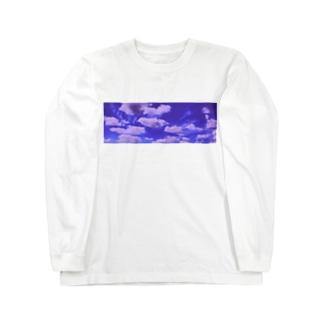 現実逃避 Long sleeve T-shirts
