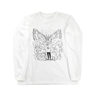 堕天使 Long sleeve T-shirts