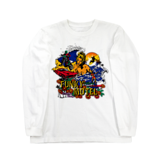JOKERS FACTORYのFUNKY MOTEL Long sleeve T-shirts
