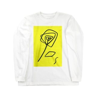 Romance of Y Long sleeve T-shirts