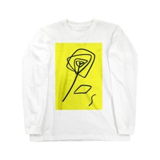 Romance of Y Long sleeve T-shirts