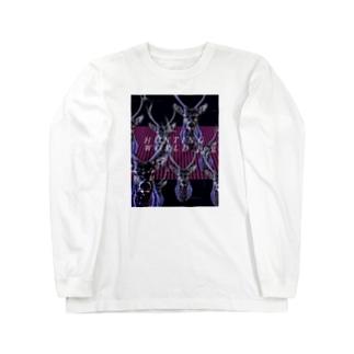 HUNTINGWORLD.jpg【販売終了】 Long sleeve T-shirts