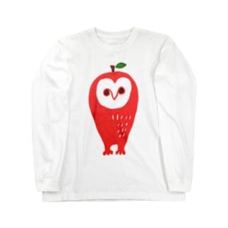 APPOWLアッポォウル Long sleeve T-shirts