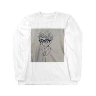 インキャラ Long sleeve T-shirts