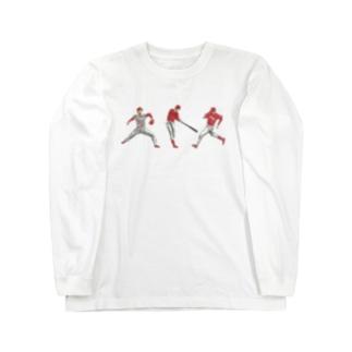 エンゼルス大谷翔平 Long sleeve T-shirts
