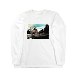 青空 Long Sleeve T-Shirt