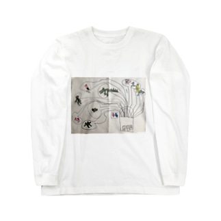 動物園 Long sleeve T-shirts