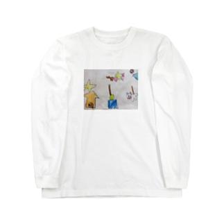おさんぽ Long sleeve T-shirts