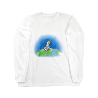 夢を見たよ! Long sleeve T-shirts