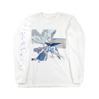 人工卵 Long sleeve T-shirts