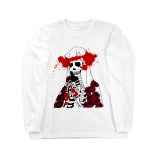 Stigmate-Memento Mori Long sleeve T-shirts