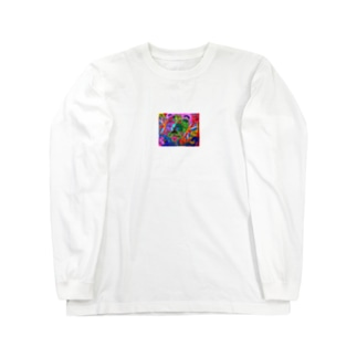 No.1 Long sleeve T-shirts