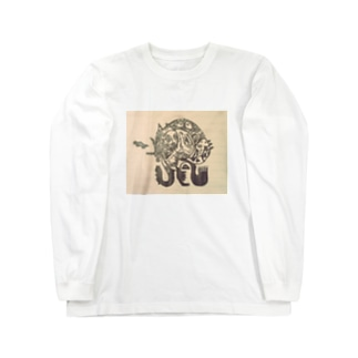 No.2 Long sleeve T-shirts